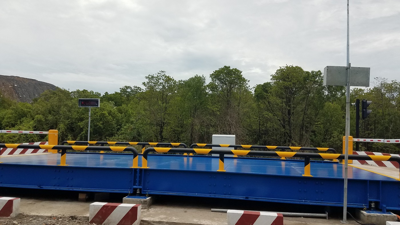 Cảm biến lực ứng dụng cân xe tải