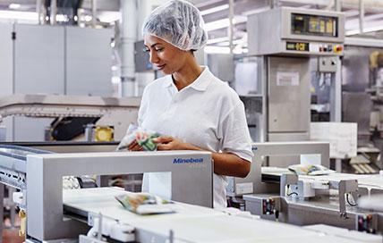 Ứng dụng cân điện tử trong công nghiệp thực phẩm