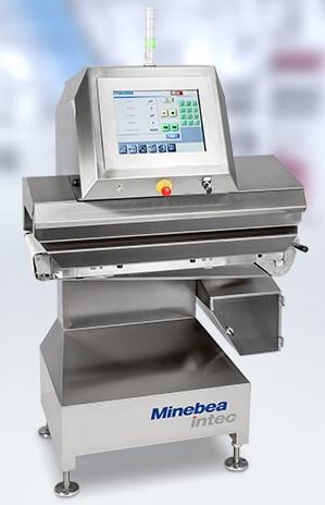 Máy kiểm tra thực phẩm đóng gói bằng tia X